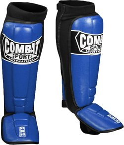 Combat Sports International Adults' Pro-Style MMA Shin Guards
