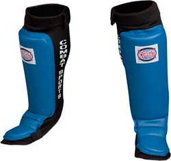Combat Sports International Adults' Training Shin Guards