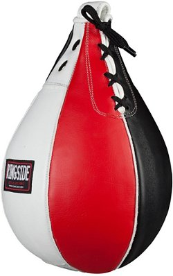 Ringside Boxing Leather Speed Bag