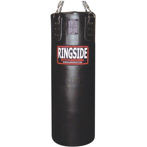 Ringside 65 lb. Filled Leather Heavy Bag