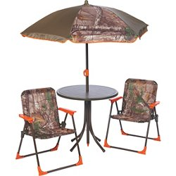 Realtree Xtra Camo 4 Piece Patio Set