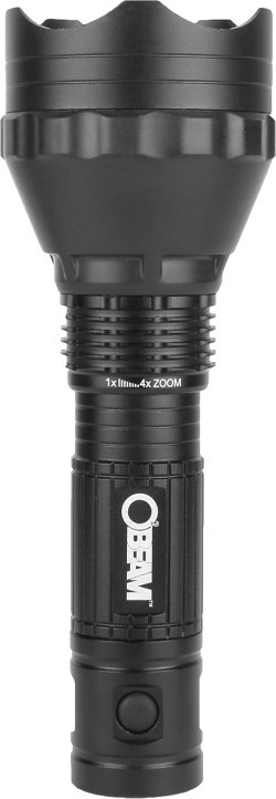iProtec O2 Beam Tactical LED Flashlight