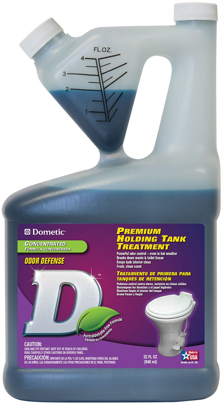 Display product reviews for Dometic 32 oz Premium Holding Tank Treatment