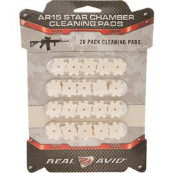 AR-15 Star Chamber Cleaning Pads 20-Pack