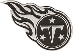 Stockdale Tennessee Titans Chrome Auto Emblem