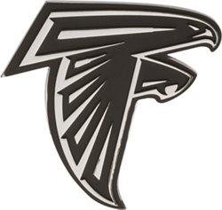 Stockdale Atlanta Falcons Chrome Auto Emblem