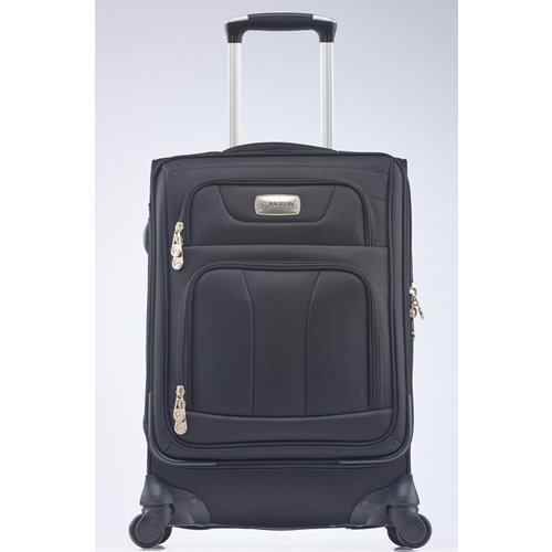 Magellan Outdoors 21 in Spinner Suitcase