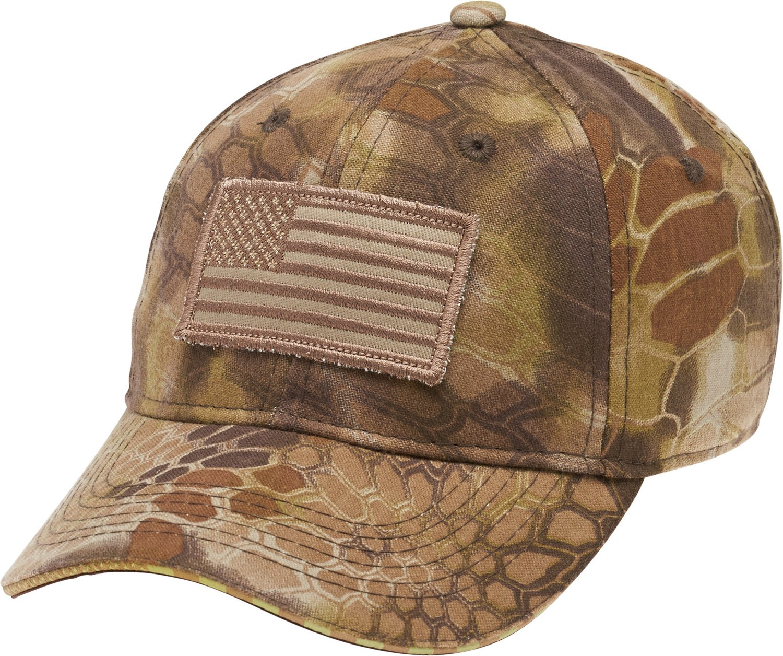 5eff0b0f3f50d Kryptek Men s Highlander Americana Cap