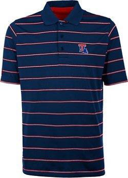 Antigua Men's Louisiana Tech University Deluxe Polo Shirt