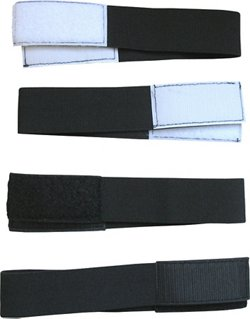 Adults' Hockey Shin Straps