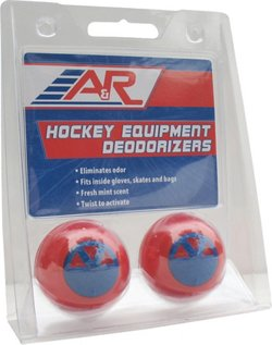 Hockey Equipment Deodorizers 2-Pack