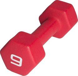 CAP Barbell 9 lb. Neoprene Dumbbell