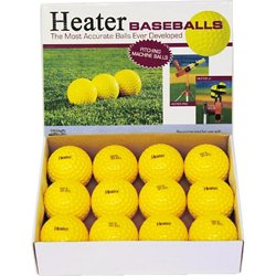 Pitching Machine Baseballs 12-Pack