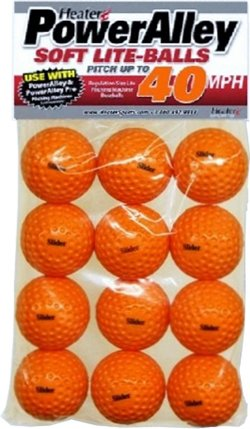 Trend Sports Slider Soft Pitching Machine Lite-Balls 12-Pack