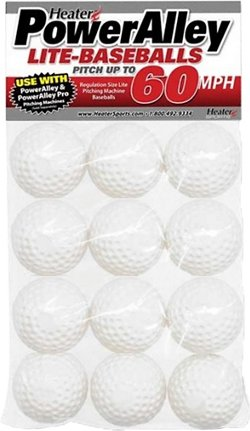 Trend Sports Slider Pitching Machine Lite-Balls 12-Pack