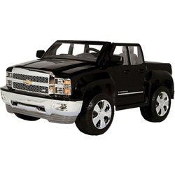 Kids' Chevy Silverado 12V Ride-On Vehicle