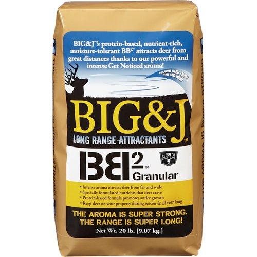 Big & J BB2 20 lb. Granular Deer Attractant