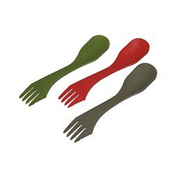 Grip-on Tools 3-in-1 Camping Spork