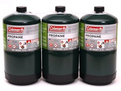 Coleman® 16.4 oz. Camping Propane Cylinder