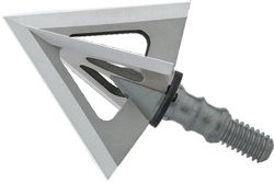 Muzzy Phantom SC 4-Blade Broadheads 3-Pack