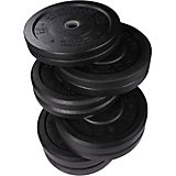 Body-Solid 260 lb. Premium Olympic Bumper Plate Set