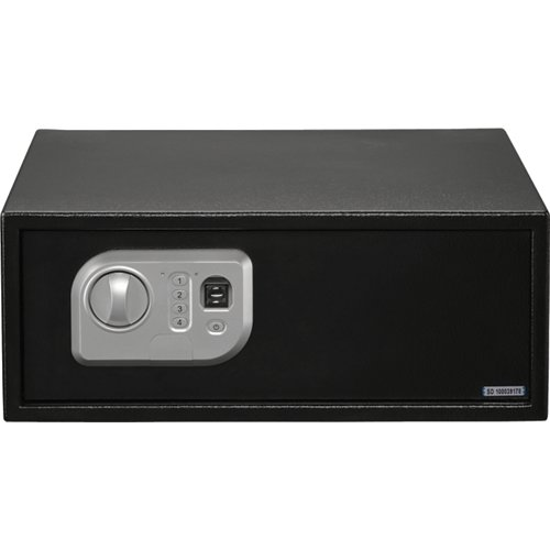 Stack-On 2-Handgun Extra Wide Personal Safe with Biometric Lock