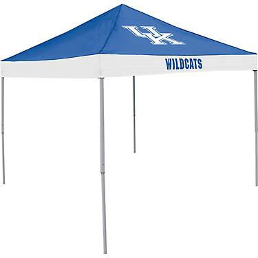 Logo™ University of Kentucky 9' x 9' Economy Tent