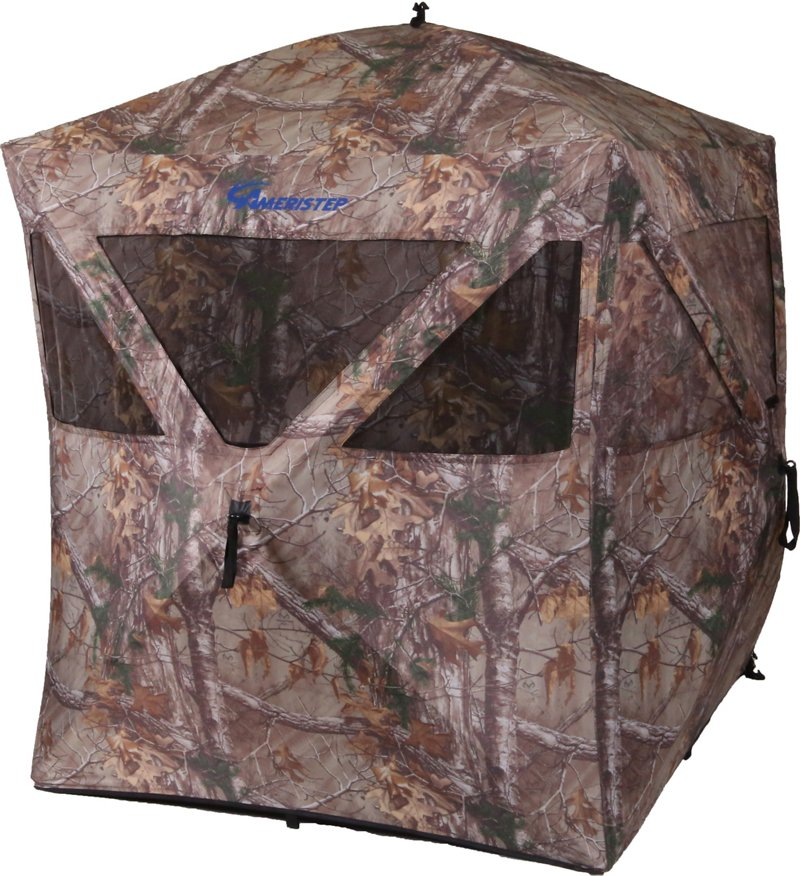 Ameristep Care Taker Ground Blind - Hunting Stands/Blinds/Accessories at Academy Sports thumbnail