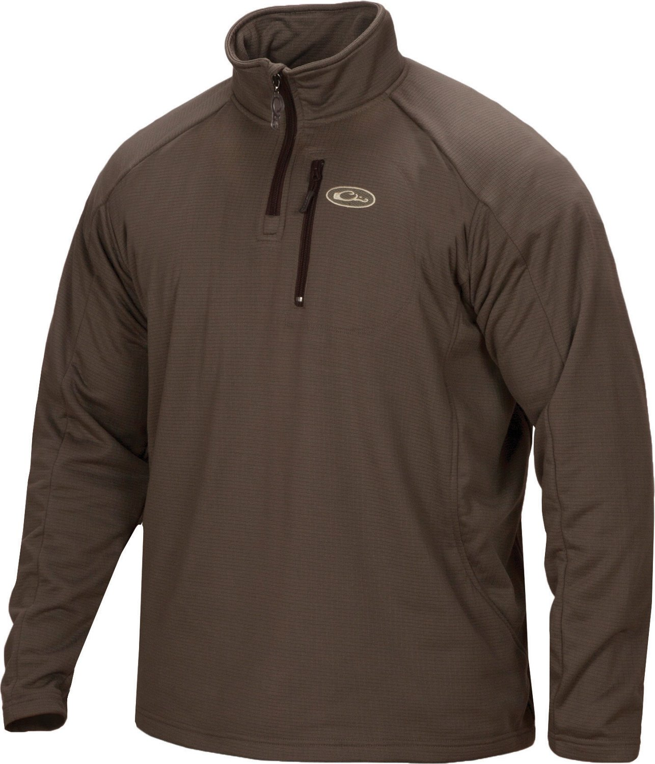 a33d0543f038 Display product reviews for Drake Waterfowl Men s Breathelite 1 4 Zip  Fleece Pullover