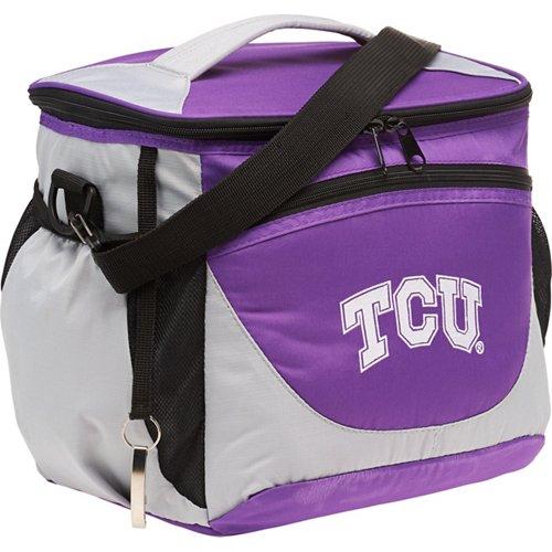 Logo™ Texas Christian University 24-Can Cooler Tote
