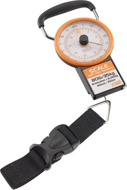 Lewis N. Clark Luggage Scale with Weight Marker