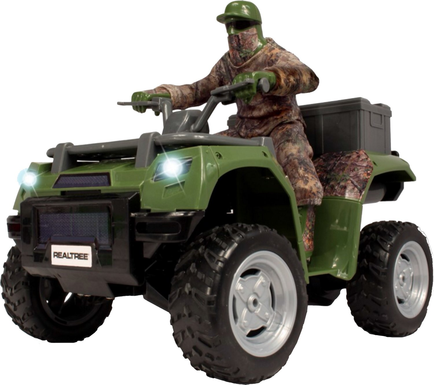 Display product reviews for NKOK Realtree Camo RC ATV with Rider
