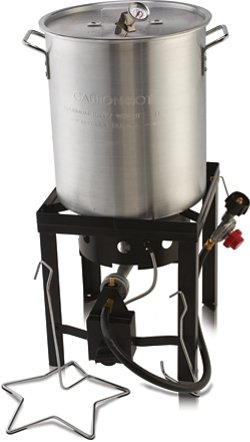 Outdoor Gourmet 30 qt Turkey Fryer Kit
