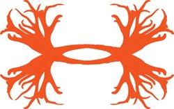 Under Armour® Logo Decal