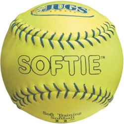 "Softie 11"" Genuine Leather Softballs 12-Pack"