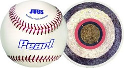 "Pearl® 9"" Genuine Leather Baseballs 12-Pack"
