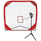 Heater Sports Big League Portable Drop Toss Pitching Machine and Spring Away Pro