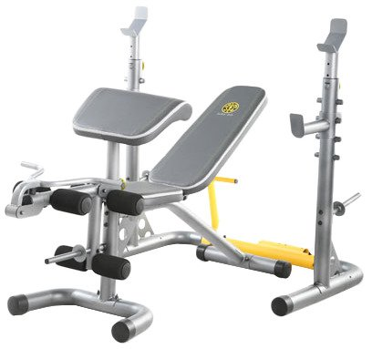 Gold s gym xrs multistation weight bench academy