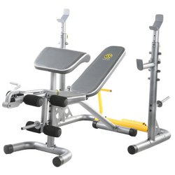 XRS 20 Multistation Weight Bench