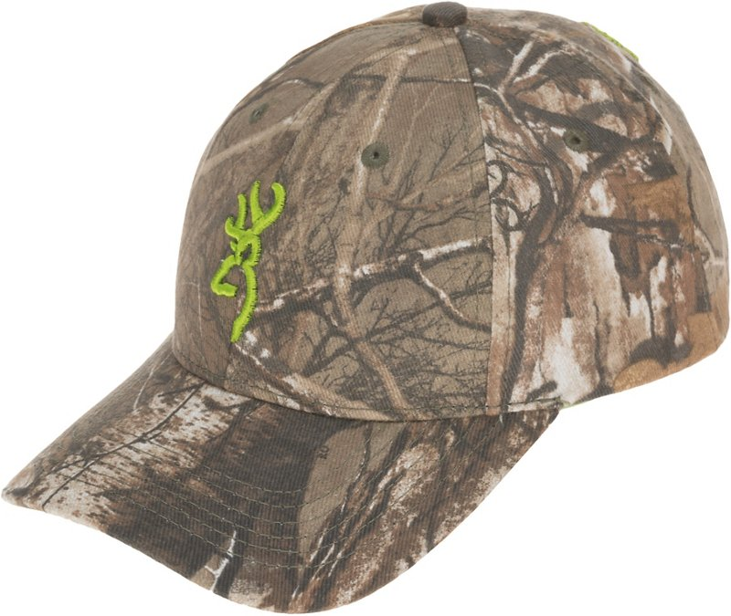 Browning Youth Rimfire Ball Cap - Camo Clothing, Basic Hunting Headwear at Academy Sports thumbnail
