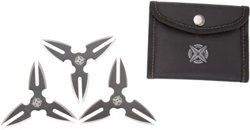 Tactical Performance™ Throwing Stars 3-Pack