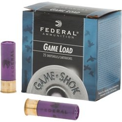 Federal Premium® Game-Shok® Upland 16 Gauge 8 Shotshells