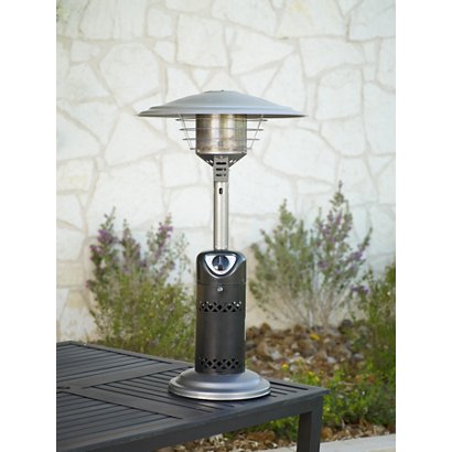 Hover/Click to enlarge - Mosaic Tabletop Patio Heater Academy