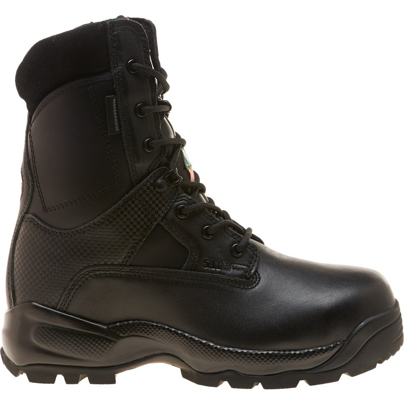 5.11 Tactical Men's ATAC Shield Composite Toe Tactical Boots Black, 7 - Service Shoes at Academy Sports thumbnail