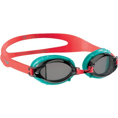 5cf474586617 ... Nike Adults  Chrome Junior Swim Goggles. Aquatic Training   Fitness.  Hover Click to enlarge
