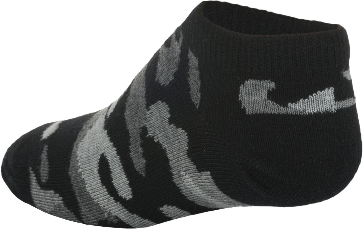 BCG Boys' No-Show Socks 6 Pack - view number 2