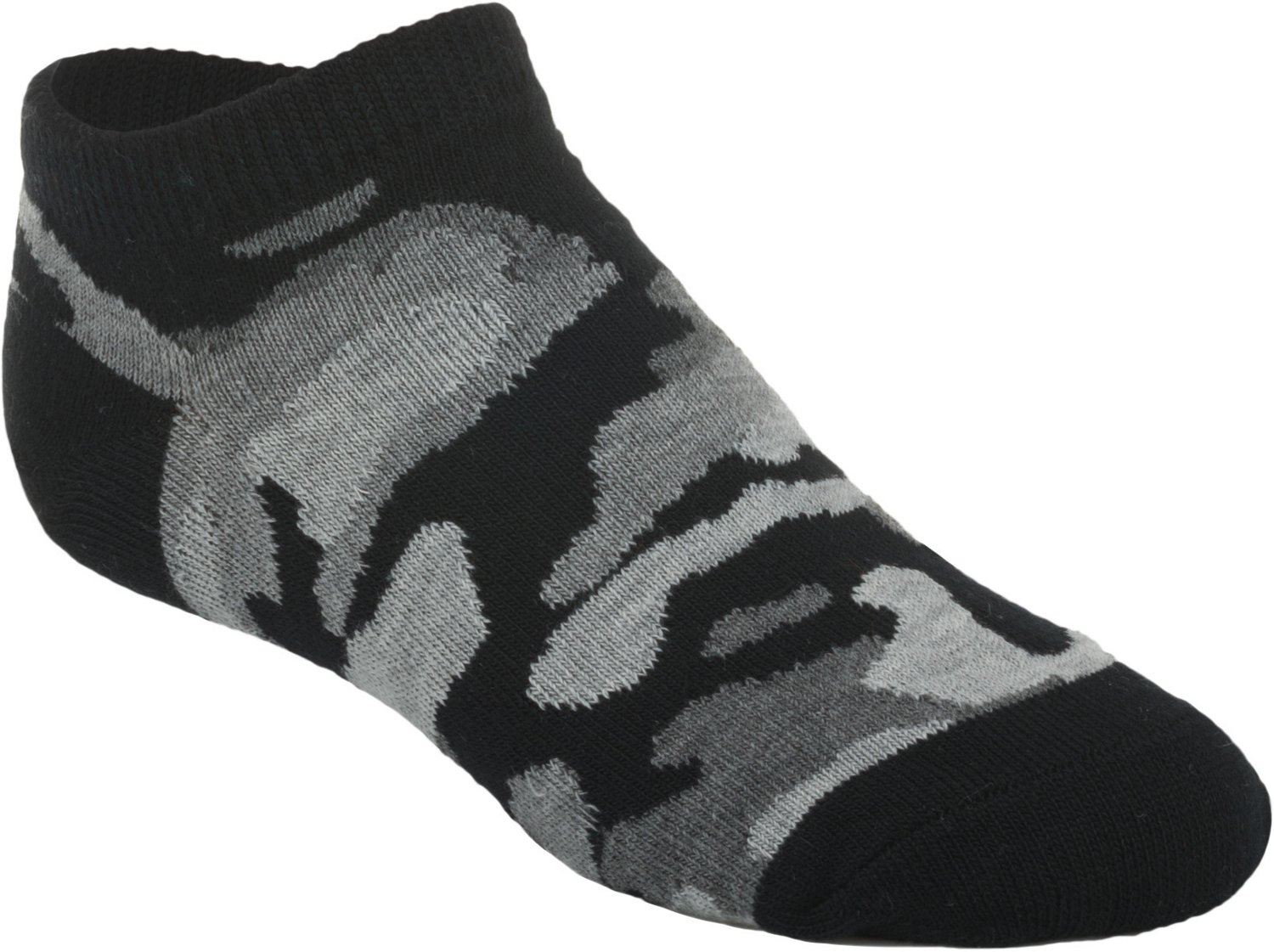 BCG Boys' No-Show Socks 6 Pack - view number 3