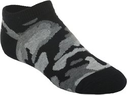 Boys' No-Show Socks 6 Pack