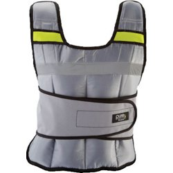Adults' 20 lb Adjustable Weighted Vest