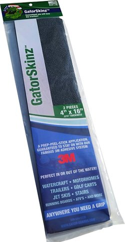 GatorSkinz Traction Step Pads 2-Pack - Pebble Finish